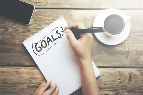 SMART goal, set our goals, visualisation, employee engagement, changing the way you set goals, working towards a common goal, workplan